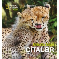 National Geographic Kids - Afrika`da Safari Çitalar